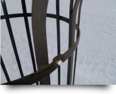 Metal Tree Guard - Great quality workmanship